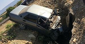 Mut'ta trafik kazası: 3 yaralı