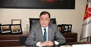 NTOS Başkanı Parmaksız 63. yıl mesajı yayımladı