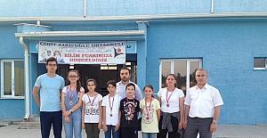 Pazaryerili taekwondocular ödülleri topladı