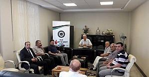 Rektör Karacoşkun'dan KİTSO'YA ziyaret