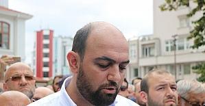 Sakarya'da İsrail'e tepki