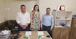Salihli Belediyespor'da Özşahan imzayı attı