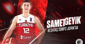 Samet Geyik, Beşiktaş'ta
