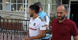 Samsun'da silahla yaralama zanlısı tutuklandı