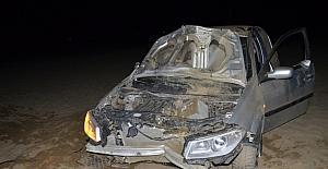 Selçuk'ta kaza: 1 ölü 1 yaralı