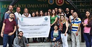 Şeyh Edebali Türbesi ve Osmanlı Padişahları Tarih Şeridi'ne Ankara'dan ziyaret