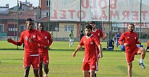 Sivasspor'da yeni sezon hazırlıkları