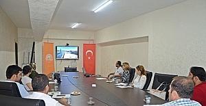Sularda nitrat kirliliği ile ilgili bilgilendirme toplantısı yapıldı