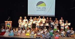 Tales Yaz Bilim Kampı sona erdi