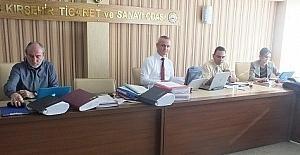 TSO'da Türk Loydu denetimleri tamamlandı