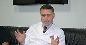 Turgut Özal Tıp Merkezi Başhekimi Prof. Dr. Hakan Parlakpınar