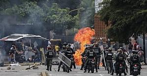 Venezuela'da protestolar sürüyor: 3 ölü