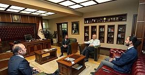 """Yenimahalle'den """"Altın Fikirler Akademisi Projesi""""ne destek"""