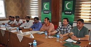 Yeşilay Cemiyeti'nden eğitim semineri