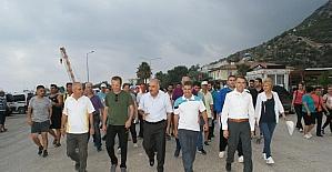 1. Samandağ Turizm Festivali başladı