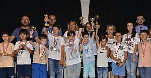 3'üncü Satranç Turnuvası sona erdi