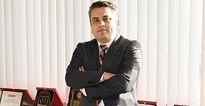 AK Parti Bursa İl Başkanı işadamı Ayhan Salman oldu