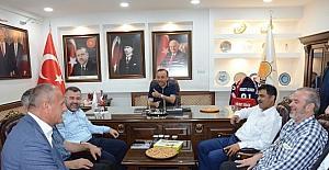 AK Parti Düzce'de temayül yoklamaları yapıldı