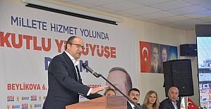 AK Parti Eskişehir teşkilatında kongre heyecanı başladı