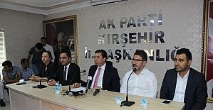 """AK Parti Kırşehir İl Başkanı Kendirli: """"Aday olmayacağım"""""""