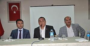 AK Parti Muş Milletvekili Şimşek'in 'Malazgirt 1071 Anma Programı' Toplantısı