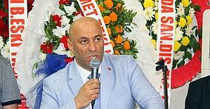 AK Parti'li başkan güven tazeledi