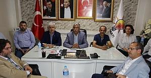 AK Parti'li Şenyiğit aday olmayacağını açıkladı