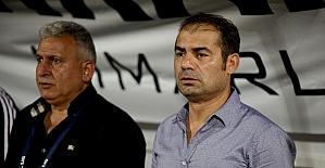 Akın Çorap Giresunspor - Adanaspor maçının ardından