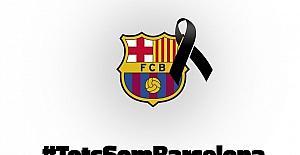 Alman futbol yıldızları Barcelona kurbanlarına yas tutuyor