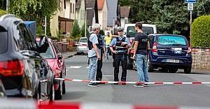 Almanya'da bir Türk vatandaşı öldürüldü