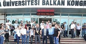 Antalyalı başpehlivan eğitim hayatını Edirne'de sürdürecek