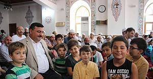 Artvin'de çocuklar camide bir araya geldi