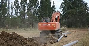 ASKİ kırsalda projeler üretmeye devam ediyor