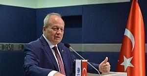 ASO Başkanı Özdebir, ekonomik gelişmeleri değerlendirdi