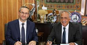 Atatürk Üniversitesi ile Diyanet İşleri Başkanlığı arasında bilimsel işbirliği protokolü imzalandı