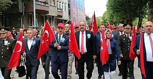 Atatürk'ün Kastamonu'ya gelişinin 92. yıldönümü kutlanıyor