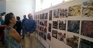 """Aydın'da """"Milad Marmara Depremi ve Fotoğraflar"""" konulu seminer düzenlendi"""