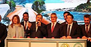 Bakan Eroğlu Aksaray'da 350 milyon liralık projelerin temelini attı