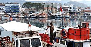 Balıkçılar sezon hazırlıklarını tamamladı