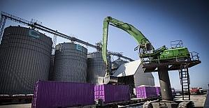 Bandırma Limanı'nda modern taşımacılık