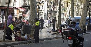 Barcelona saldırısına 4 gözaltı