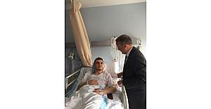 Barselona'da yaralanan Emre Eroğlu'nun durumu iyi