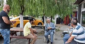 Başkan Albayrak Çorlu'da çalışmaları inceledi