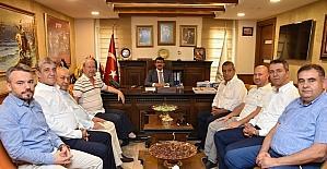 """Başkan Çelik'ten """"Kurban vekaletinizi Türk Kızılay'ına verin"""" çağrısı"""