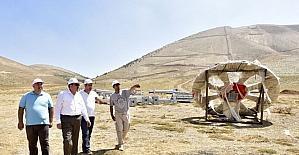 """Başkan Erkoç; """"Amacımız daha yaşanılabilir, daha huzurlu, daha mutlu bir Kahramanmaraş"""""""