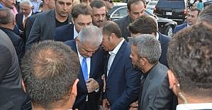 Başkan Toltar, Başbakan ile görüştü