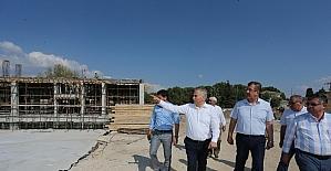 """Başkan Zolan: """"Çivril Ege'nin parmakla gösterilen ilçesi olacak"""""""