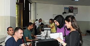 Batman Üniversitesini 2 bin 542 öğrenci adayı tercih etti