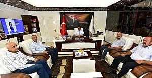 Battalgazi Belediye Başkanı Selahattin Gürkan: