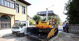 Belediyeye ait iş makinesinden mazot hırsızlığı